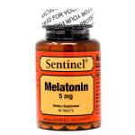 Sentinal melatonin